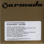 Armada Music | House & Progressive Sampler - Feb 2009