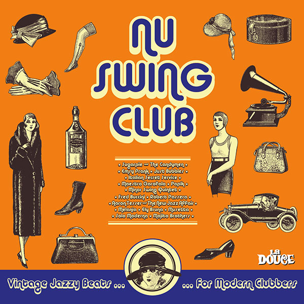 IRMA Records | Nu Swing Club